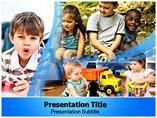 Child Development Templates For Powerpoint
