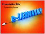 E Learning Picture Templates For Powerpoint