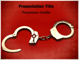 Handcuff Pics Templates For Powerpoint