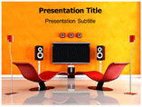 Home Theatre Templates For Powerpoint