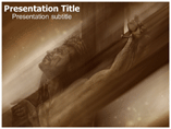 Jesus the Christ Templates For Powerpoint