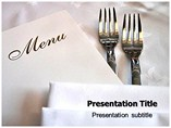 Menu Templates For Powerpoint