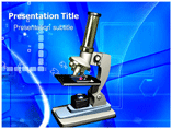 Microscopes Templates For Powerpoint