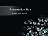 Diamond PowerPoint Layouts