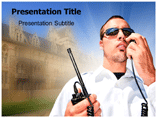 Security Agent Templates For Powerpoint