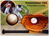 Baseball Themed Templates For Powerpoint