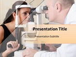 Eye Testing Templates For Powerpoint