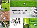 Golf PowerPoint Templates