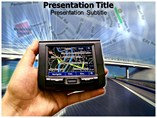 GPS PowerPoint Templates