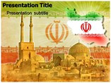iran PowerPoint Templates
