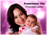 Mother Care Templates For Powerpoint