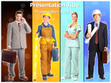 Professionals Templates For Powerpoint