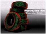 Tyres Templates For Powerpoint