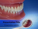Medical Dentistry  PowerPoint Template