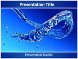 Sparklets Water Templates For Powerpoint