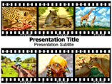 Wildlife Conservationist Templates For Powerpoint