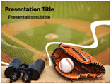 Baseball  Templates For Powerpoint