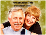 Happy Couple Templates For Powerpoint