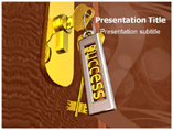 Success Keys Templates For Powerpoint