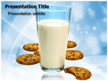 Milk Pics Templates For Powerpoint