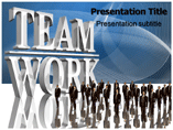 Team Work PowerPoint Templates