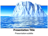 Iceberg Templates For Powerpoint