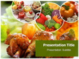 Perspective Nutrition Templates For Powerpoint