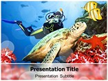 Sea Animals Templates For Powerpoint