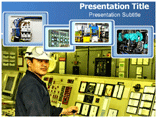 Electrical Machines Templates For Powerpoint