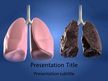 Lung Templates For Powerpoint
