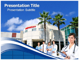 Hospital Management System Templates For Powerpoint
