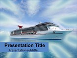 Cruise Ship Templates For Powerpoint