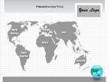 World Flash Maps