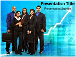Business Consulting PowerPoint Background