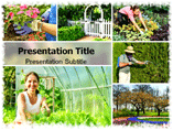 gardening Templates For Powerpoint