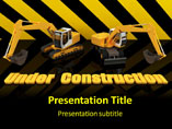 Under Construction Icon PPT Designs