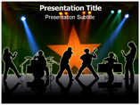 Musicians Templates For Powerpoint