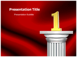Be The No One Powerpoint Templates