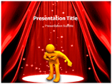 Spot Light Powerpoint Templates