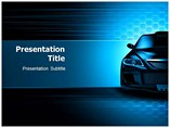 Top Car Templates For Powerpoint