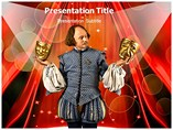 William Shakespeare Templates For Powerpoint