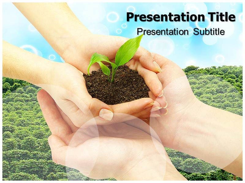 Plant safety powerpoint template