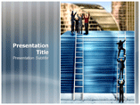 Corporate Ladder PowerPoint Designs