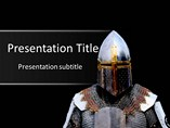 Interactive Knight PowerPoint Template