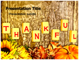 Thankful Templates For Powerpoint