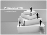 Career Growth PowerPoint Layouts