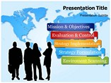 Business Process PowerPoint Template, Business Process Templates For PowerPoint