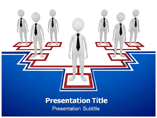 Organization Chart powerpoint template