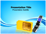 SIM Card Templates For Powerpoint