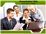 Business Teamwork Templates For Powerpoint